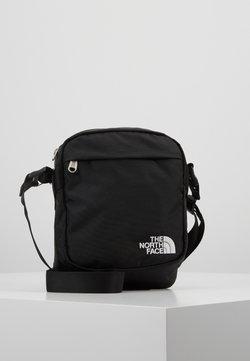 The North Face - SHOULDER BAG - Schoudertas - black/white