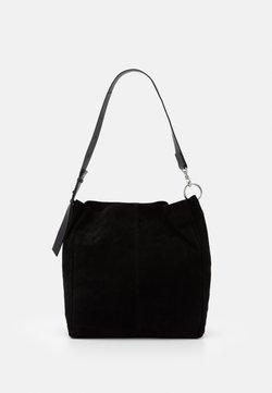 Topshop - LENA - Shopping Bag - black