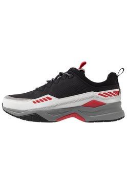 HUGO - Sneakers laag - black