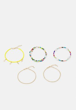 Fire & Glory - FGVICKY BRACELET 5 PACK - Armband - gold-coloured/multi