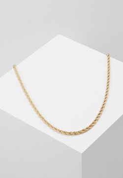 Topman - CHUNKY CHAIN NECKLACE - Ketting - gold-coloured