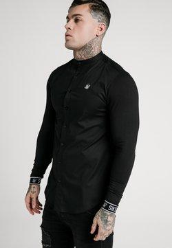 SIKSILK - TECH CUFF - Camicia - black