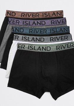 River Island - Shorty - black