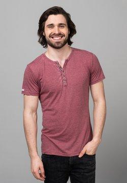 Key Largo - MT DIETER - T-Shirt print - red