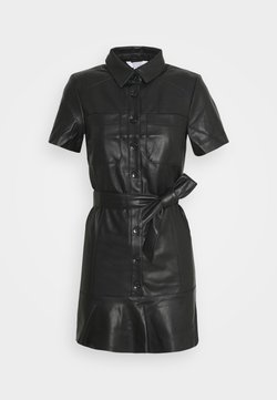 Miss Selfridge Petite - DRESS - Blusenkleid - black