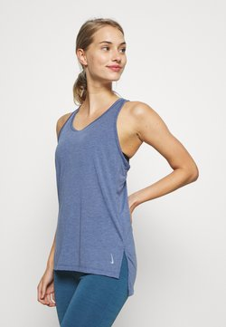 Nike Performance - Sports shirt - diffused blue