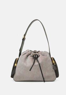 Alberta Ferretti - SHOULDER BAG - Käsilaukku - grey