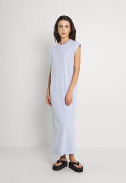 Weekday - LIA DRESS - Maxikleid - light blue