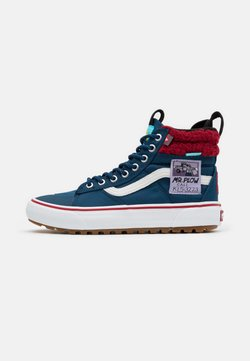 Vans - SK8 MTE 2.0 DX UNISEX  - Korkeavartiset tennarit - multicolor