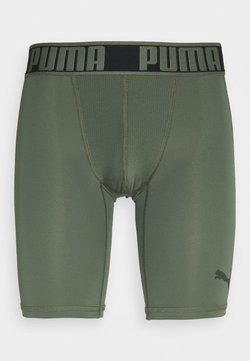 Puma - ACTIVE LONG BOXER PACKED - Underkläder - army green