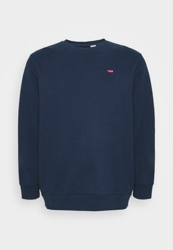 Levi's® Plus - BIG ORIGINAL CREW - Collegepaita - blues