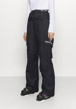 DC Shoes - IDENTITY PANT - Pantaloni da neve - black