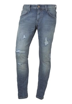 TOM TAILOR DENIM - AEDEN - Jeans Straight Leg - light stone blue