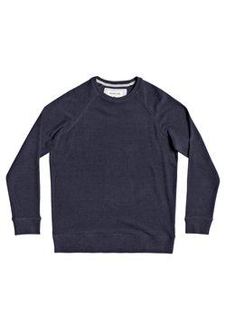 Quiksilver - TOOLANGI SLATE - Sweater - parisian night