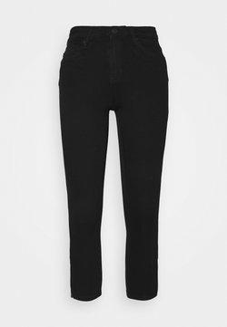 Vero Moda Petite - VMTILDE ZIP - Jeansy Slim Fit - black denim
