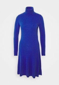 Benetton - DRESS - Jumper dress - blue
