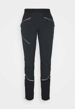 Dynafit - TRANSALPER  - Pantalones - black out