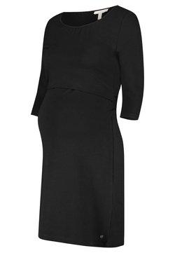Esprit Maternity - DRESS NURSING - Vardagsklänning - black