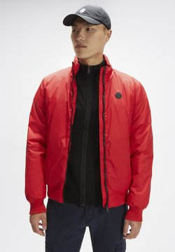 North Sails - Giubbotto Bomber - chinese red