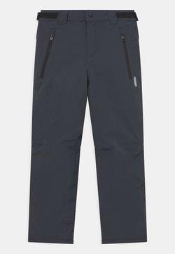 Reima - TEC SILD UNISEX - Długie spodnie trekkingowe - soft black