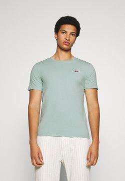 Levi's® - ORIGINAL TEE - T-shirt basique - harbor gray