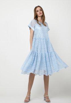 Madam-T - Cocktailkleid/festliches Kleid - hellblau