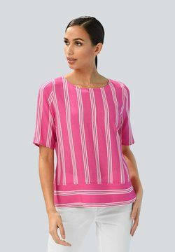 Alba Moda - Bluse - pink weiss