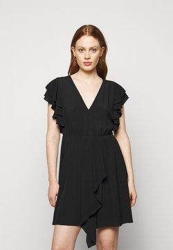 Patrizia Pepe - DRESS - Cocktailkleid/festliches Kleid - nero