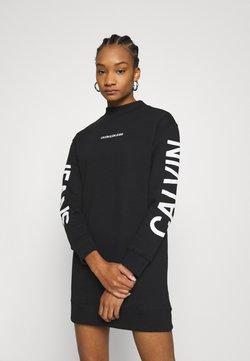 Calvin Klein Jeans - Freizeitkleid - black