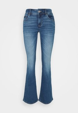American Eagle - KICK BOOT  - Flared Jeans - super indigo