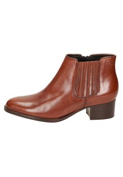 Sioux - NIVALLA - Ankle Boot - hellbraun