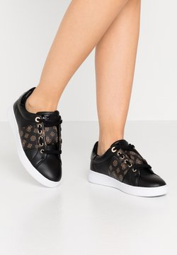 Guess - REJEENA - Sneakers laag - black