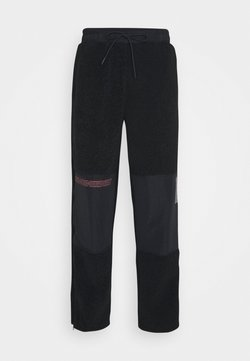 Jordan - ZIP PANT - Jogginghose - black