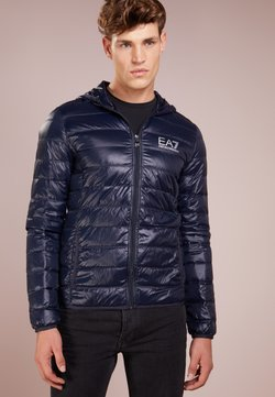 EA7 Emporio Armani - JACKET - Daunenjacke - night blue