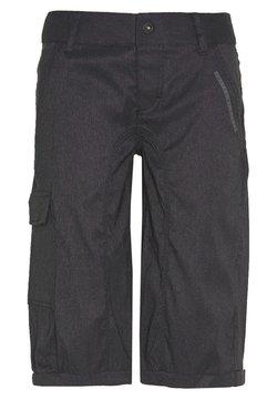 ION - BIKESHORTS SEEK - 3/4 Sporthose - black