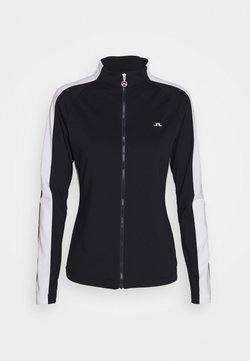 J.LINDEBERG - MARIE FULL ZIP MID LAYER - Trainingsjacke - navy