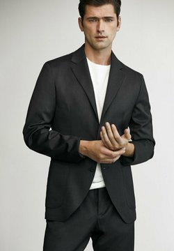 Massimo Dutti - Blazer - dark grey