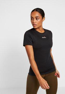 Ellesse - APRILLA - T-Shirt print - black