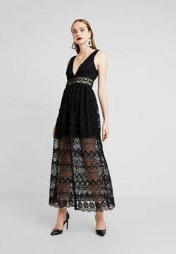 Love Triangle - ELINA MAXI DRESS - Vestido de fiesta - black