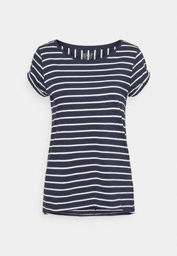 Esprit - TEE - T-Shirt print - navy