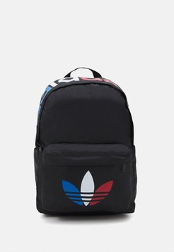 adidas Originals - TRICOLOR UNISEX - Reppu - black
