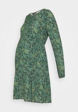 ATTESA - BALZE FIORELLINO - Vestido ligero - green