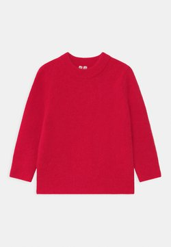 ARKET - Neule - red bright