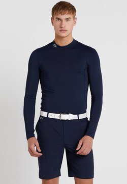 Lacoste Sport - GOLF PERFORMANCE LONG SLEEVE  - Funktionsshirt - navy blue