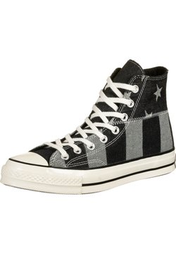 Converse - Baskets basses - black/white/egret