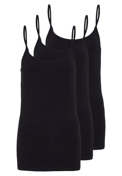 Anna Field - 3 PACK - Top - black/black/black