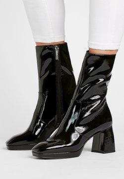 What For - ADRIANA - High Heel Stiefelette - schwarz