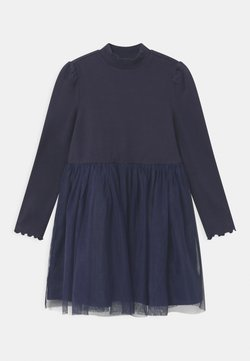 GAP - GIRL  - Jerseykleid - navy uniform