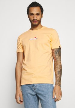 Ellesse - MAVOZ - T-shirt z nadrukiem - light orange