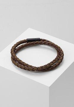 Tateossian - CHELSEA - Bracelet - brown